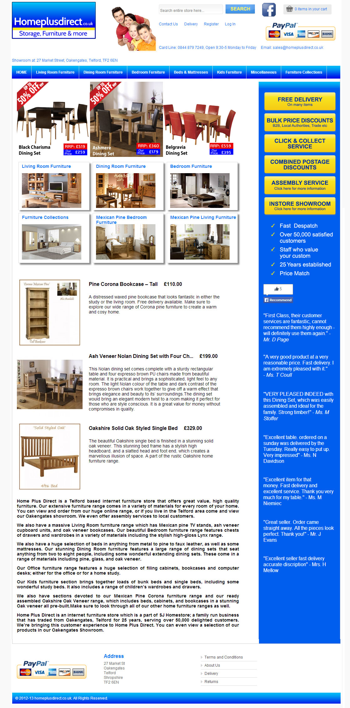 Homeplusdirect Telford Web Design At Runtime Telford Web Design At Runtime